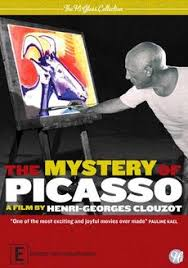 The Mystery of Picasso - A Film by Henri-Georges Clouzot - DVD