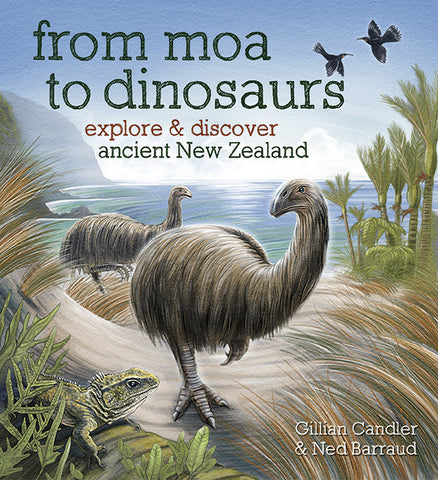 From Moa to Dinosaurs: Explore & Discover Ancient New Zealand