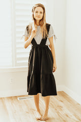 The Samantha Overall Dress