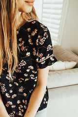 The Elyse Floral Top