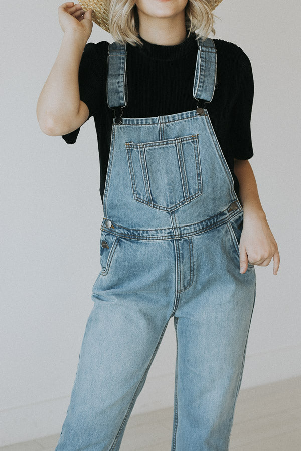 The Shortcoff Overalls