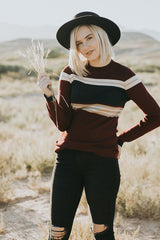The Millie Striped Sweater
