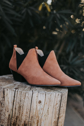 The Cinnamon Bootie