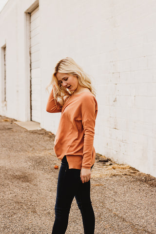 The Freya Pullover