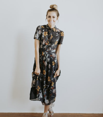 The Fall in Love Dress