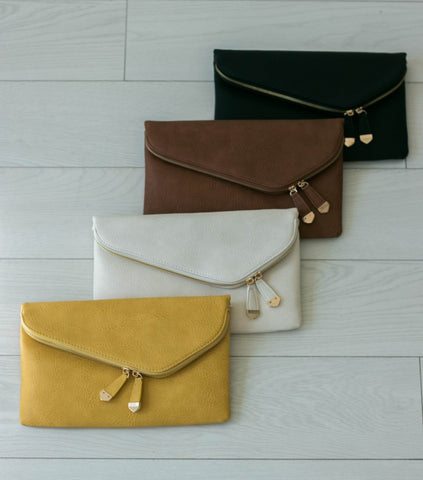 The Love Letter Satchel - More Colors