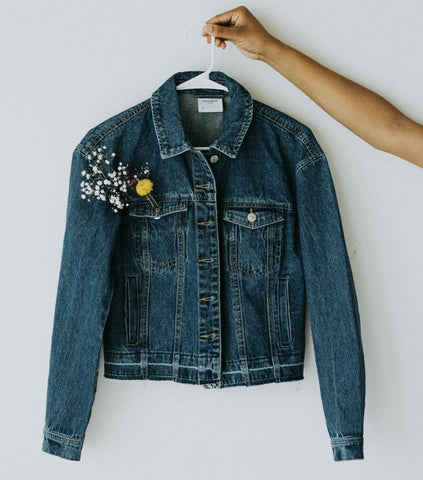 The Porter Denim Jacket