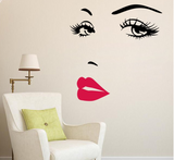 Large Wall Sticker Art Decoration Vinyl Adhesive  Home Decal Home Decor - marketplacefinds  - 2