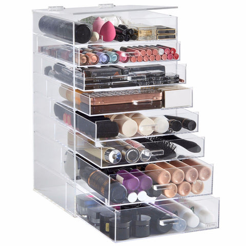 8 Tier Makeup Organizer