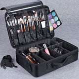 Makeup Suitcase for Cosmetics
