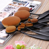 10 Pcs Toothbrush Makeup Brushes - marketplacefinds  - 2
