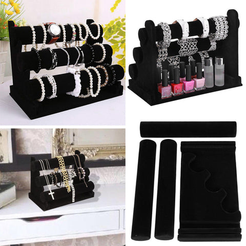 Jewelery Display Organizer Stand Holder