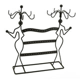 Metal Jewelry Earring Holder