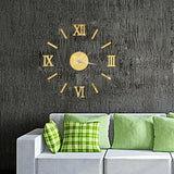 3D DIY Home Decor Quartz Wall Clock - marketplacefinds  - 2