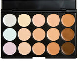 15 Colors Professional Contour Face Cream Makeup Concealer Palette Cosmetics - marketplacefinds  - 3
