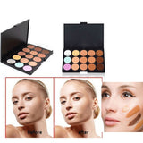 15 Colors Professional Contour Face Cream Makeup Concealer Palette Cosmetics - marketplacefinds  - 4