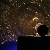 Starry Night Sky Projector Lamp