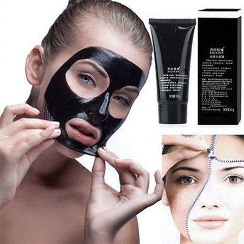 Blackhead Remover Mask Deep Cleansing Purifying Peel Cosmetics - marketplacefinds  - 1