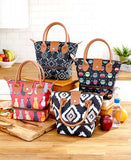 Insulated Lunch Totes with Dual-Compartment - marketplacefinds  - 1