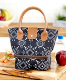 Insulated Lunch Totes with Dual-Compartment - marketplacefinds  - 2
