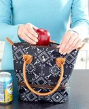 Insulated Lunch Totes with Dual-Compartment - marketplacefinds  - 3