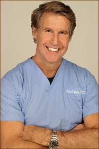 Dr Paul O'Malley, Holistic Dentist, founder great oral health, oral health products