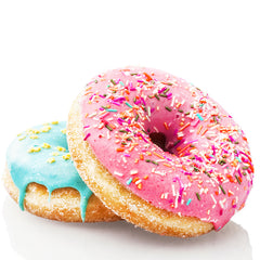 donuts, sugar, oral health, kids