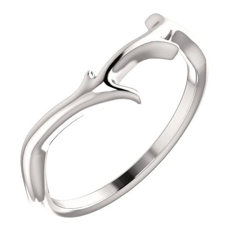 Branch Ring - Sterling Silver, 14k Gold (Y, W or R), or Platinum