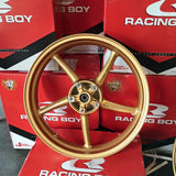 Y15ZR Racing Boy Sport Rim 522 Gold