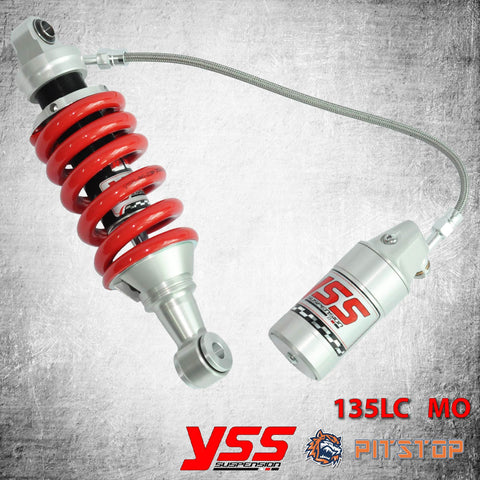 135LC YSS Performance Gas Monoshock MO (Tank) Level3 MO302-205T-02-5-X