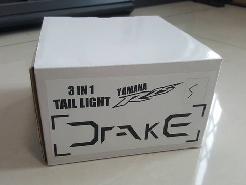 TAIL LAMP 3 IN 1 Y15ZR ,R25,MT07 (MADE IN TAWAN) (PNP SHJ KAT MOTOR)