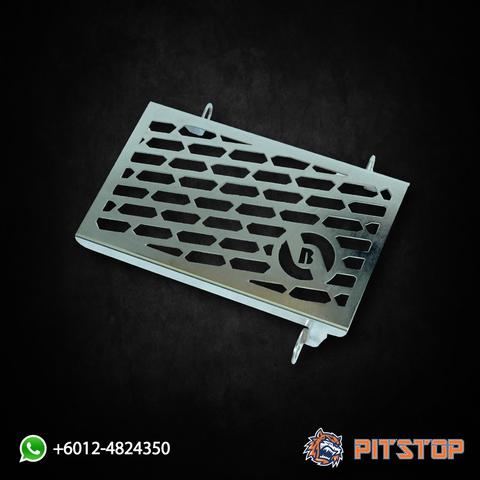 Y15ZR Radiator Cover BOUSHI (Tank Cover) (OFFER)