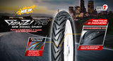 FDR Racing Tyre GENZI Pro Tubeless (Intermediate Compound)