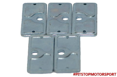 CHAIN ADJUSTER PLATE - RS150 (SDK) 1 SET 2 PCS