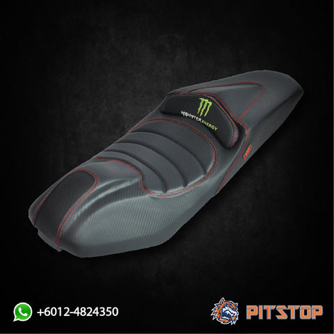Y15ZR Racing Seat Sport Cutting (Monster)