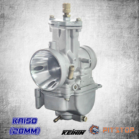 KR150 28mm Racing Carburetor Keihin