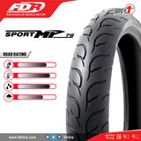 FDR Racing Tyre Sport MP 76 Tubeless (Racing Compound)