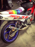 Y125Z Racing Exhaust R9 New Mugello (Chamber)