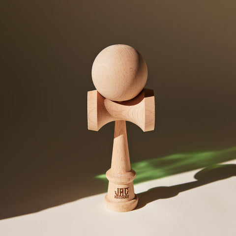JAC KENDAMA- PURPLE SPINE - BEECH