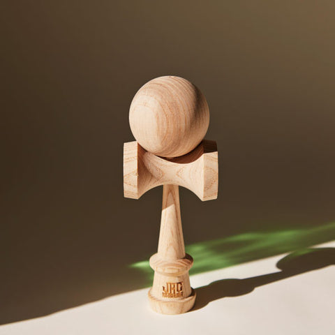 JAC KENDAMA- PURPLE SPINE - ASH