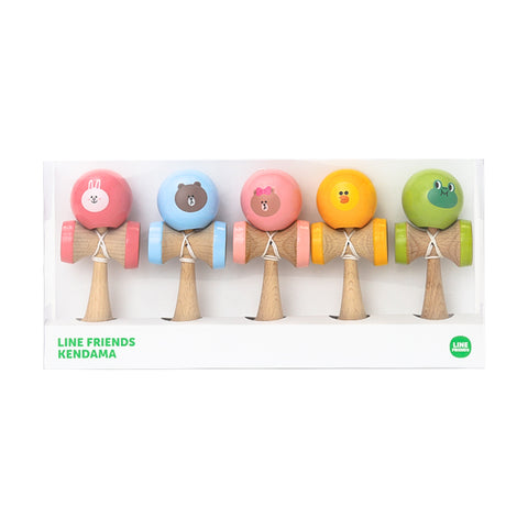LINE MINI KENDAMA - 5 PACK