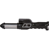 VIPERTEK VTS-B01 - 300,000,000 Heavy Duty Expandable Stun Gun Baton with LED Flashlight & Alarm