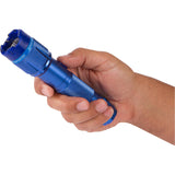 VIPERTEK VTS-T03 - 230,000,000 Heavy Duty Stun Gun - Rechargeable with LED Tactical Flashlight, Blue