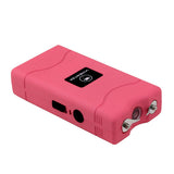 VIPERTEK VTS-880 - Stun Gun - Rechargeable with LED Flashlight, Pink