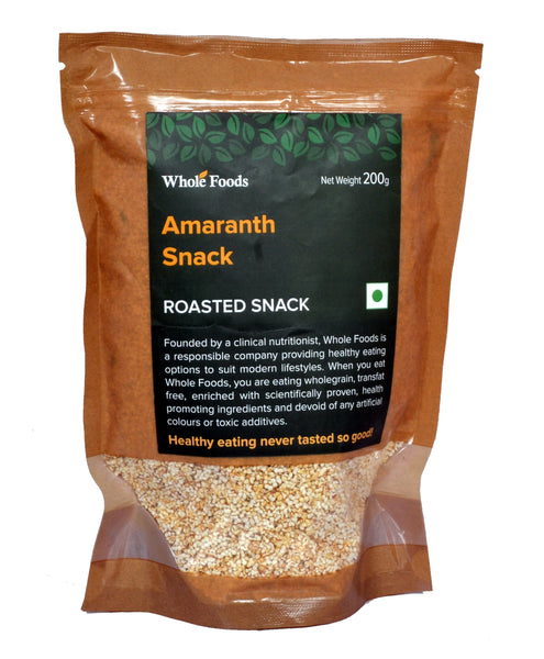 Amaranth Snack