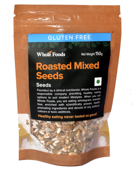 Roasted Mixed Seeds