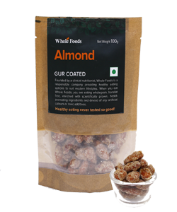 Gur Coated Almond