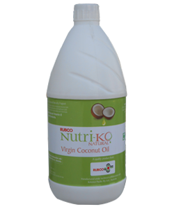 Nutri-KO Virgin Coconut Oil