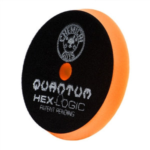 chemical-guys-wa,ORANGE HEX-LOGIC QUANTUM MEDIUM-HEAVY CUTTING PAD,Chemical Guys,buff pad