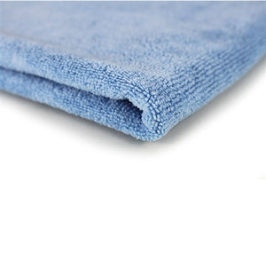 "MICROFIBER TOWEL, BLUE 15"" X 15""  MIC_102_03 ULTRA FINE - Chemical Guys W.A."